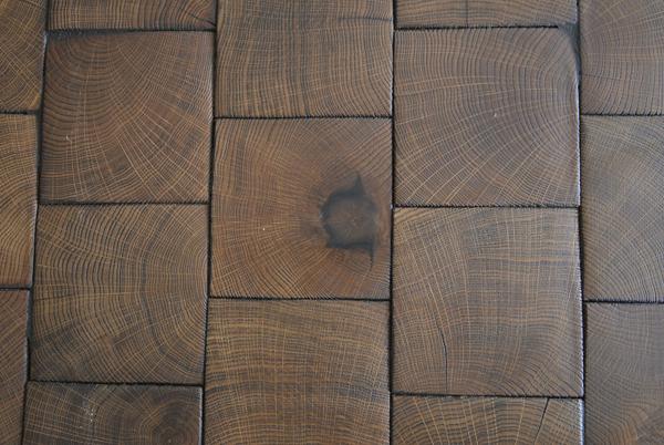 Как сделать стол из срезов дерева 352