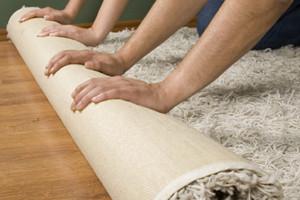 Укладка ковролина на деревянную поверхность