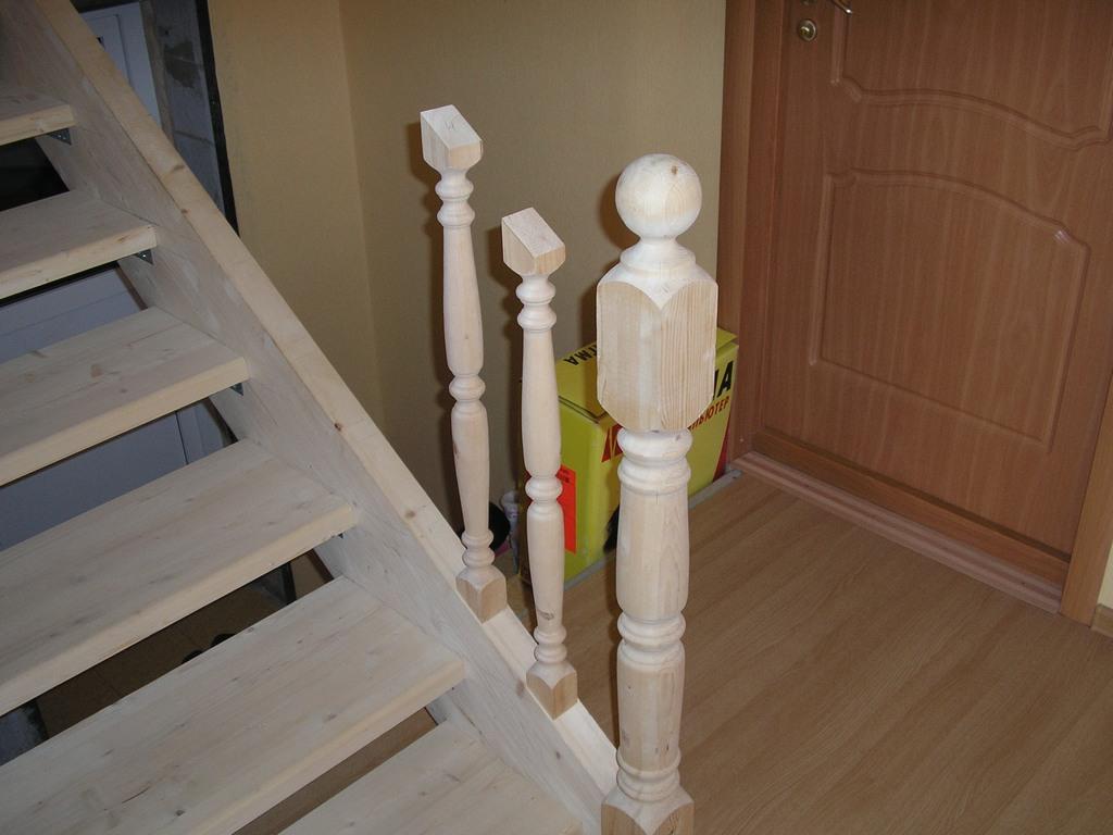 Как сделать поручни для лестницы своими руками фото 344