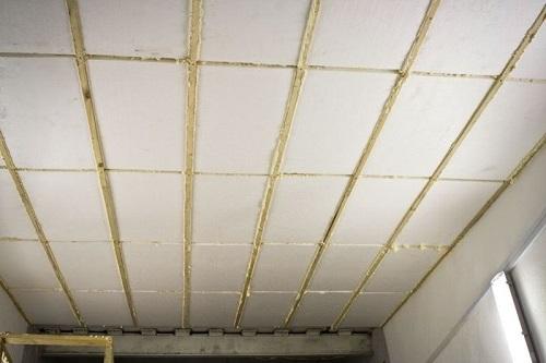 Утепление потолка пеноплексом в деревянном доме самостоятельно