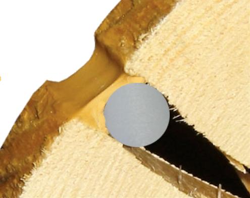 Увеличенное фото: шнур герметик