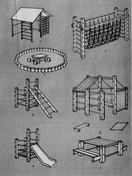 Варианты конструкций.
