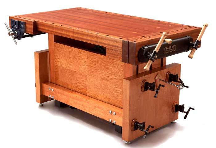 Верстак – идеальное решение для плотника и столяра
