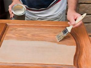Возможность перекрашивания своими руками позволяет изменять цвет изделий под интерьер