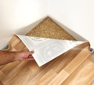 Запас материала по углам и у стен